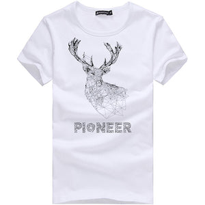 Pioneer Camp Men's T Shirt Elk