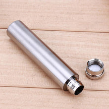 Load image into Gallery viewer, 30ml Portable Stainless Steel Bottle