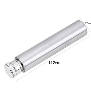 30ml Portable Stainless Steel Bottle