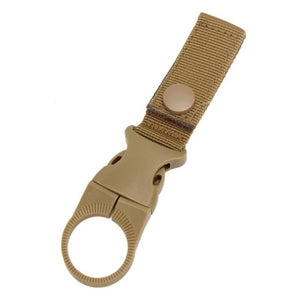 Water Bottle Camping Hike Buckle