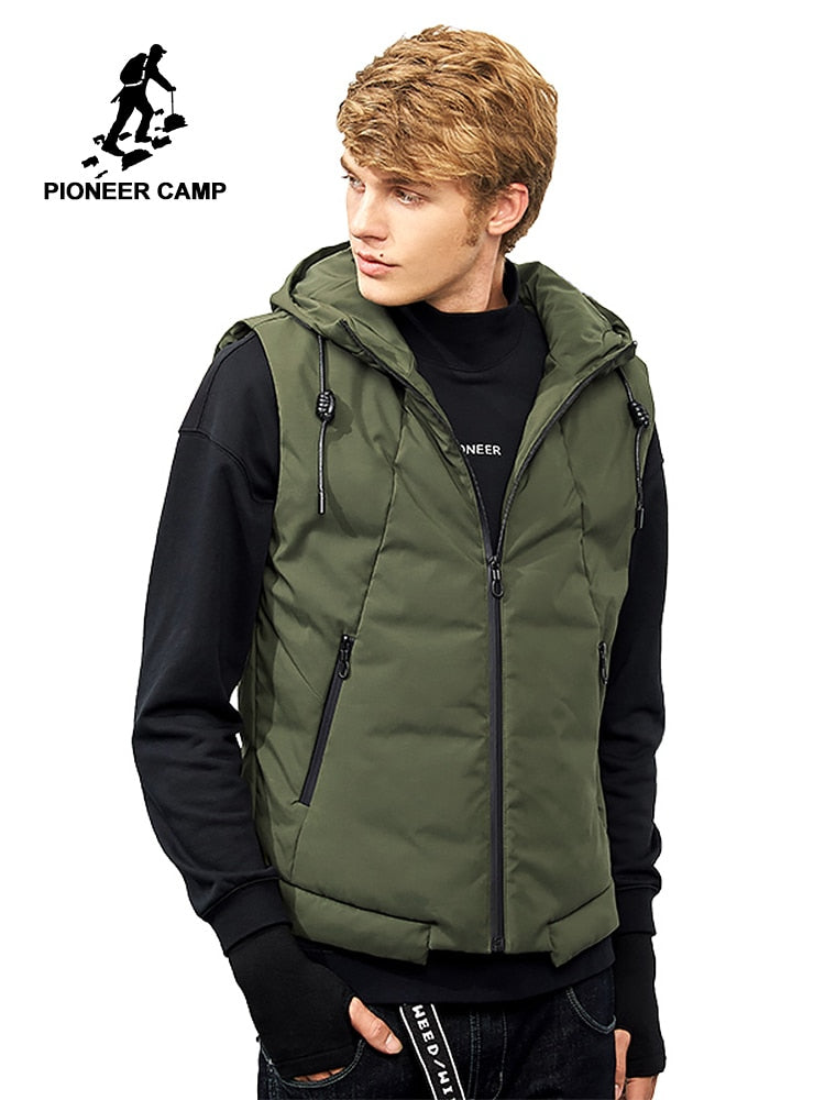 Pioneer Camp Winter Vest
