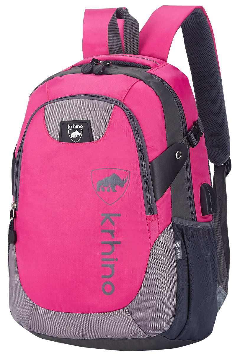 Krhino Titan - Bulletproof Pink - Krhino Ballistic Backpack Bulletproof backpack
