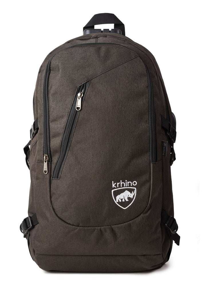 Krhino Smart Lock Bulletproof Backpack *Black - Krhino Ballistic Backpack Bulletproof backpack