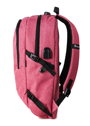 Krhino Smart Lock Bulletproof Backpack *Pink - Krhino Ballistic Backpack Bulletproof backpack