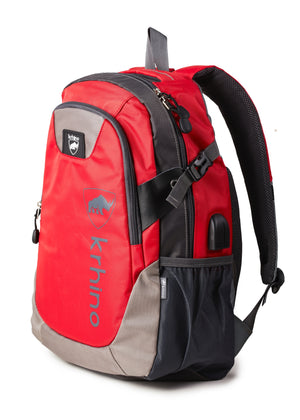 Krhino Titan Bulletproof Red - Krhino Ballistic Backpack