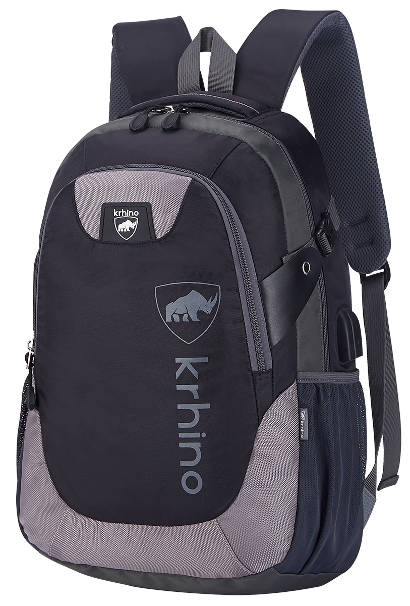 Krhino Titan - Bulletproof Black - Krhino Ballistic Backpack Bulletproof backpack