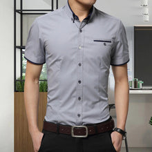 Load image into Gallery viewer, Business Short Sleeve Shirt