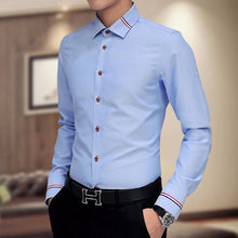 Load image into Gallery viewer, Slim Fit Casual Shirt