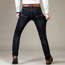 Load image into Gallery viewer, Casual Stretch Jeans