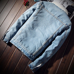 Warm Denim Jacket