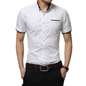 Business Short Sleeve Shirt