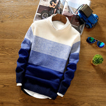 Load image into Gallery viewer, Gradient Striped Sweater