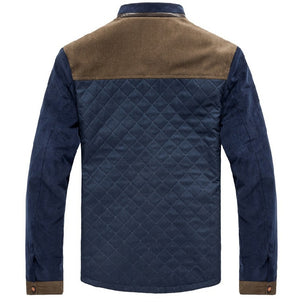 Quilted Spring Jacket