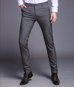 Classic Skinny Fit Trousers