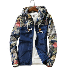 Load image into Gallery viewer, Floral Print Jacket