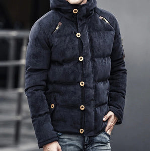 Warm & Soft Hooded Jacket
