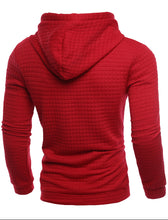 Load image into Gallery viewer, Sweatshirt Hoodie - MAROON SCARF - men's clothing