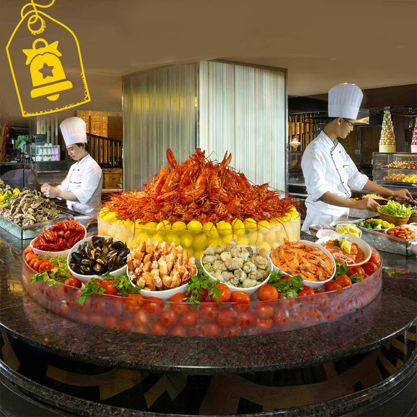 Café on M Christmas Lunch Buffet - icgs-eshop