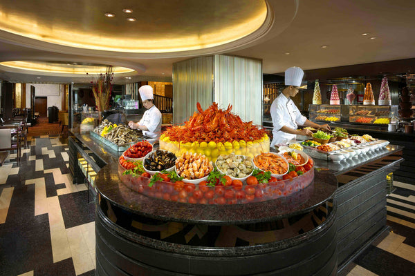 Café On M - New Year's Eve Festive Buffet Extravaganza (Dec 31)