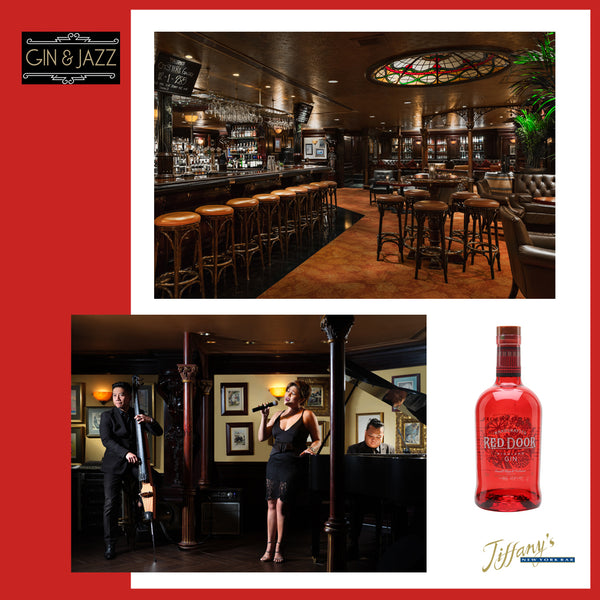 Gin & Jazz at Tiffany's New York Bar