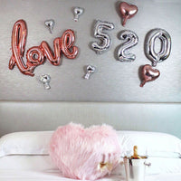 Room Decoration with Tailored Wordings