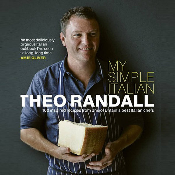 My Simple Italian 100 inspired recipes from one of Britain's best Italian chefs - icgs-eshop