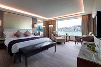 Stay One More Night - Premier City Room with Club Access for 2