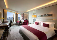 Stay One More Night - Premier Side Harbour View Room with Club Access for 2