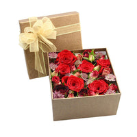 Red Roses Box (Small) - icgs-eshop