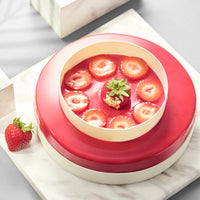 Strawberry and Banana Cheesecake - icgs-eshop