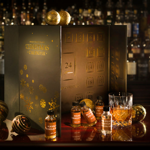 Whisky Advent Calendar - Independent Bottler Selection - icgs-eshop
