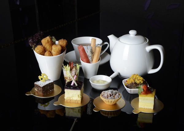 Complimentary Afternoon Tea at Club InterContinental Lounge