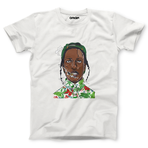 ASAP Rocky Crew Neck(Men's)
