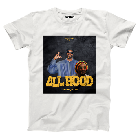 All Hood Crew neck(Men's)