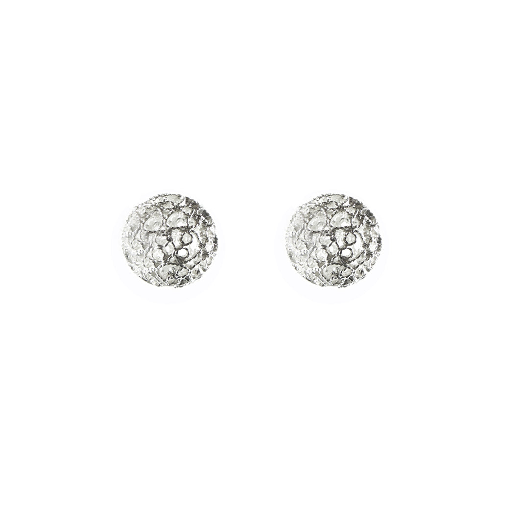 Jacinta Filigree Studs Earrings