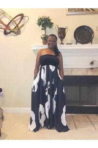 It's A Masterpiece Maxi Dress - 1uniqueboutiques