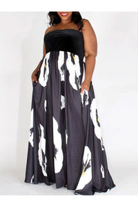 It's A Masterpiece Maxi Dress