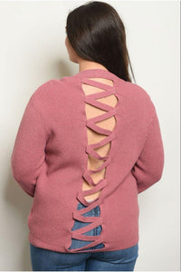 It's A Party in the Back Sweater - 1uniqueboutiques