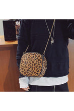 Load image into Gallery viewer, As Cute As Can Be Leopard Print Mini Handbag