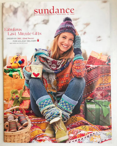 Sundance catalog cover