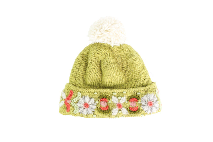 Phoebe Hat - French Knot