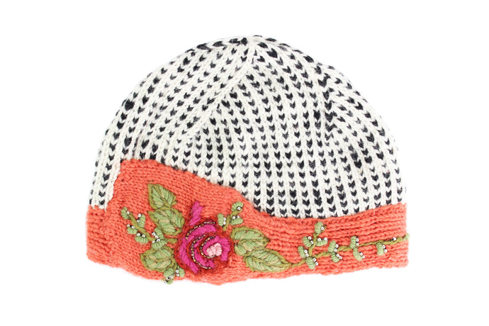 Ophelia Hat - French Knot