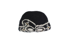 Embroidered Abby Cloche