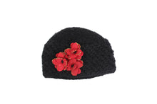 Felt Flower Hat - French Knot