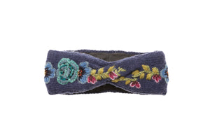 Flower Crown Headband - French Knot