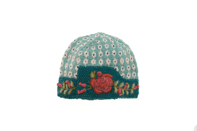 Lorelai Hat - French Knot