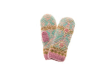Ingrid Mittens - French Knot