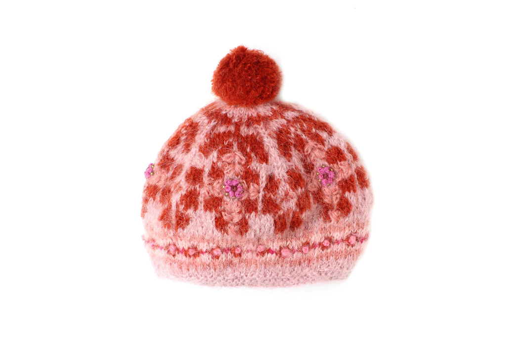 Molly Beret - French Knot