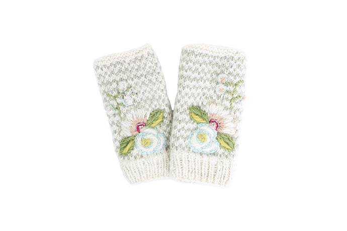 Gwen Hand Warmer (Overstock) - French Knot