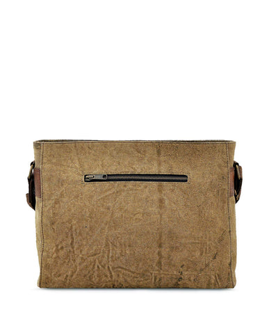 crossbody clutch bag cellphone bag crossbody waxed canvas tote bag
